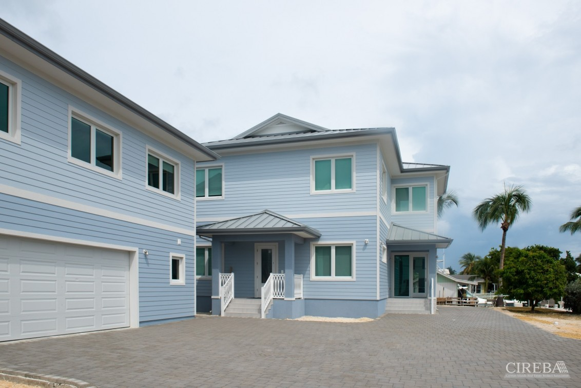 Governor's Harbour Duplex #2 (newly Built) - Image 1
