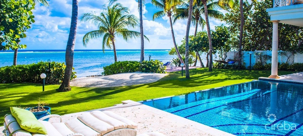 Luxury Beachfront Home For Quarantine Stays